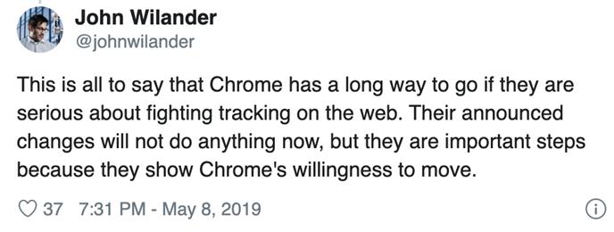 John Wilander om webbspårning