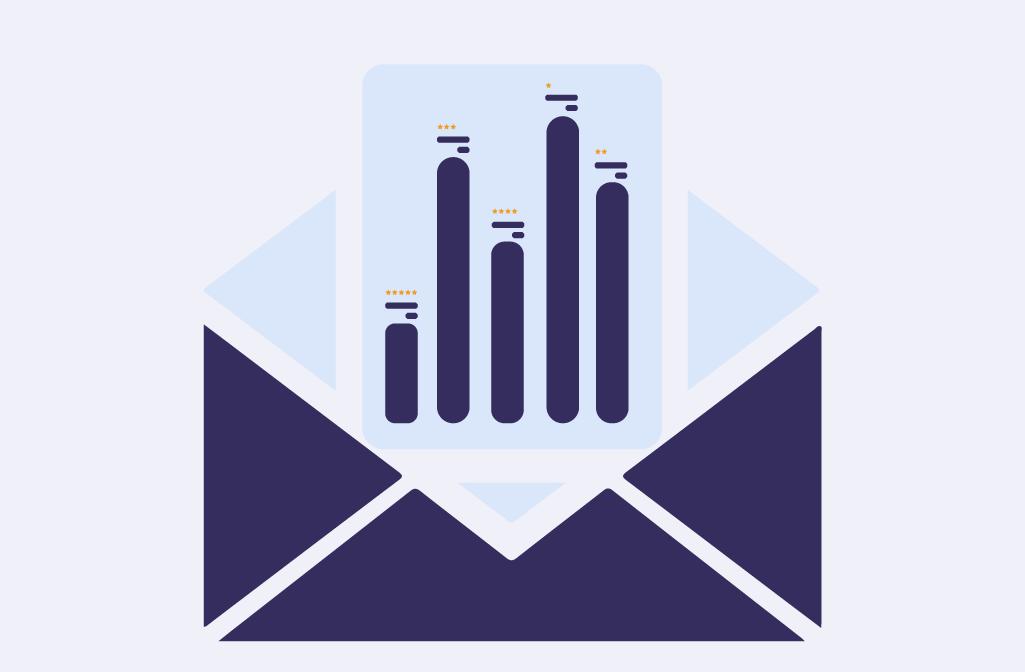 Användning av data inom e-postmarknadsföring med tanken av personalisering i bakhuvudet