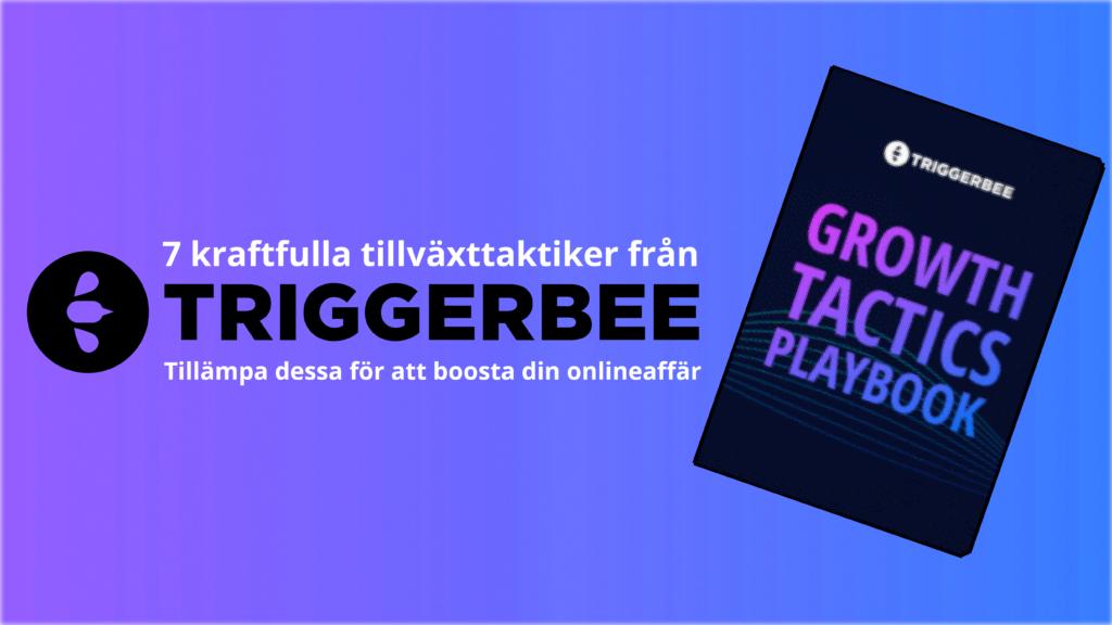 7 tillväxttaktiker från Triggerbee